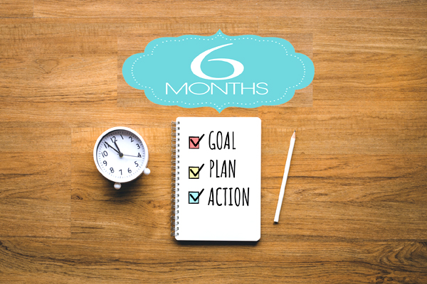What is a Realistic Weight Loss Goal for 6 Months